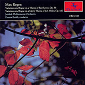 Play & Download Beethoven Variations/Hiller Variations by Max Reger | Napster