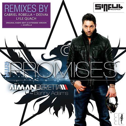 Promises - Remix's (feat. Benny Adams) by Aiman Beretta