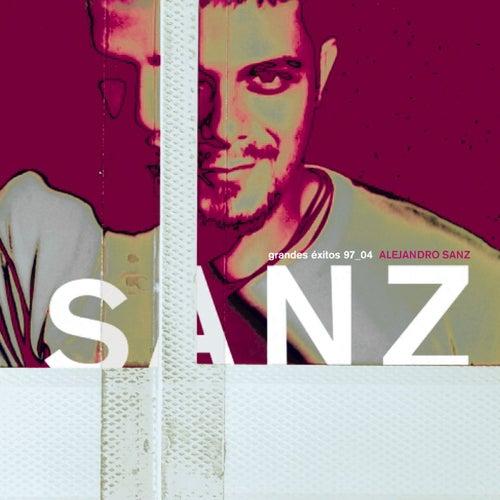 Grandes Exitos 1997-2004 von Alejandro Sanz