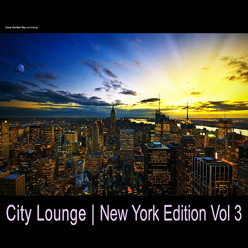 City Lounge: New York Edition, Vol. 3 by Various Artists