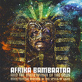 Dark Matter: Moving at the Speed of Light by Afrika Bambaataa