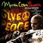 Mucha Cosa Buena (Reggae Remix) [feat. Ziggy Marley & Laza Morgan] - Single by Sie7e