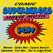 Play & Download Comic Superheroes Movie Music by L'orchestra Cinematique | Napster