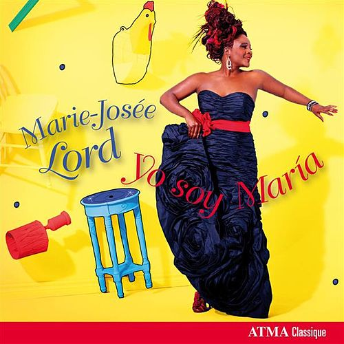 Yo soy Maria by Marie-Josee Lord