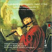 Play & Download Falckenhagen: 6 Flute Concertos, Op. 4 by Sabine Dreier | Napster