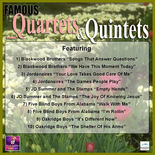 Play & Download Famous Ouartets and Quintets, Vol. 7 by Various Artists | Napster