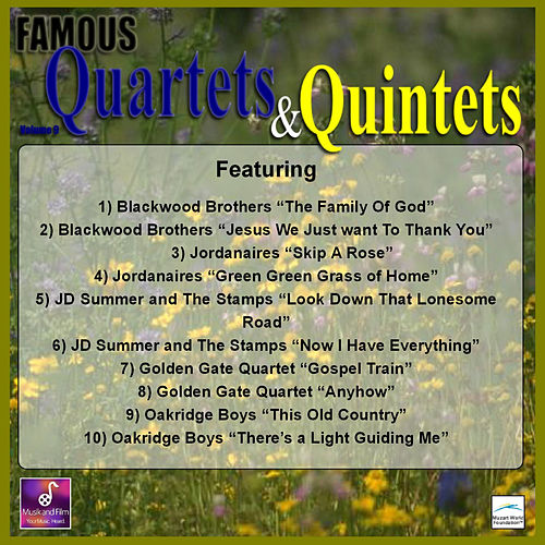 Famous Ouartets and Quintets, Vol. 9 by Various Artists