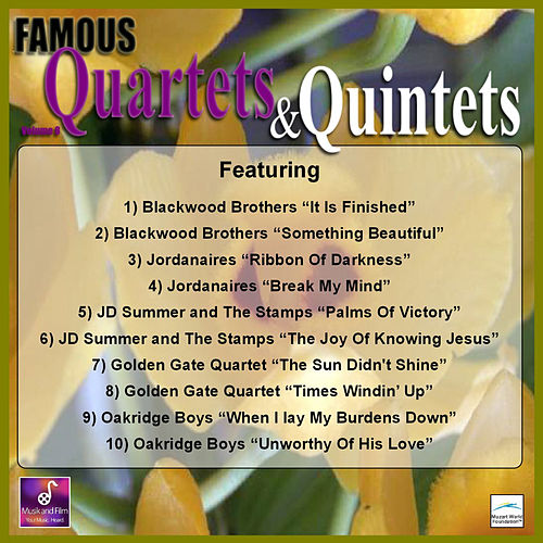 Play & Download Famous Ouartets and Quintets, Vol. 8 by Various Artists | Napster
