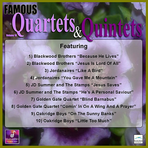 Play & Download Famous Ouartets and Quintets, Vol. 10 by Various Artists | Napster
