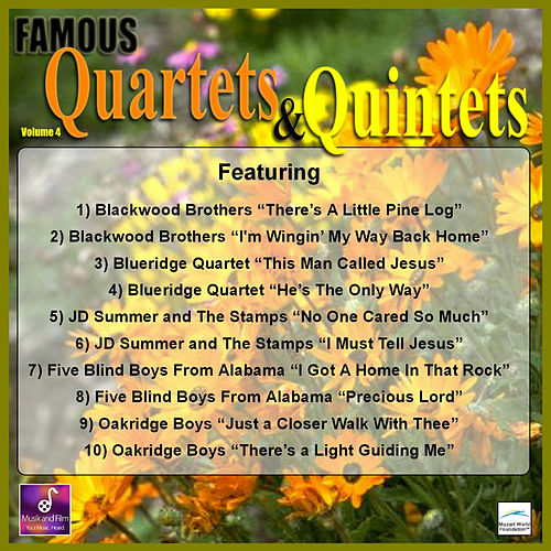 Play & Download Famous Quartets and Quintets, Vol. 4 by Various Artists | Napster