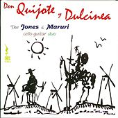 Don Quijote y Dulcinea by Michael Kevin Jones