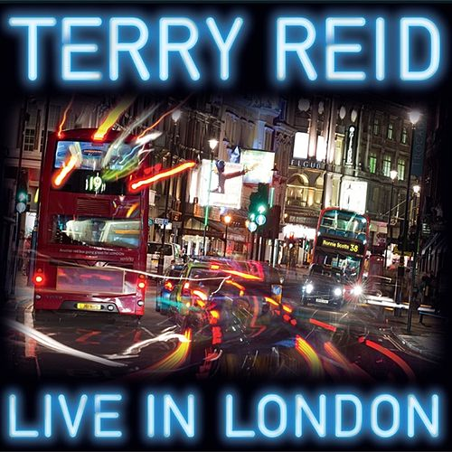 Live in London by Terry Reid