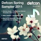 Defcon Spring Sampler 2011 - Single by Various Artists