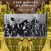 Jazz & Blues On Edison Vol. 2 by Various Artists