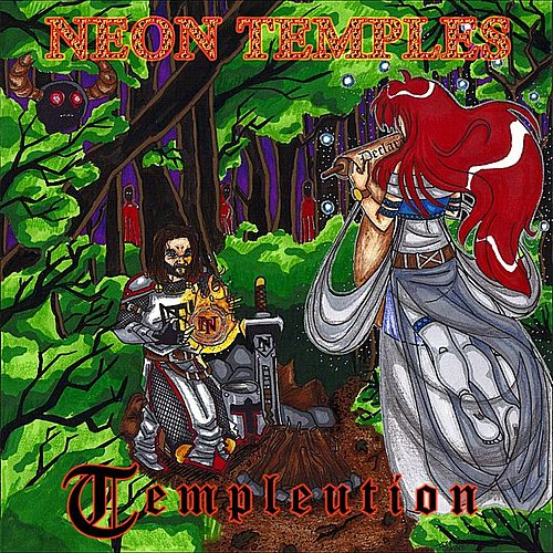 Play & Download Templeution by Neon Temples | Napster