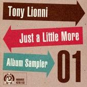Album Sampler #1 by Tony Lionni