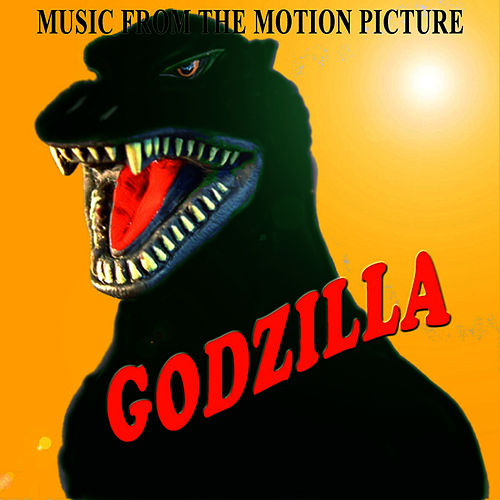 Music Inspired by the Motion Picture: Godzilla by The Hollywood Symphony Orchetsra