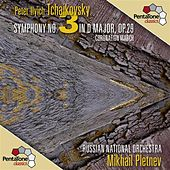 Tchaikovsky: Symphony No. 3 in D major, Op. 29 - Coronation March by Russian National Orchestra