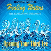 Opening Your Third Eye: Brainwave Entrainment (Healing Waters Embedded With 6.3hz Theta Isochronic Tones) by Binaural Institute