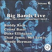 Play & Download The Big Bands Live by Various Artists | Napster