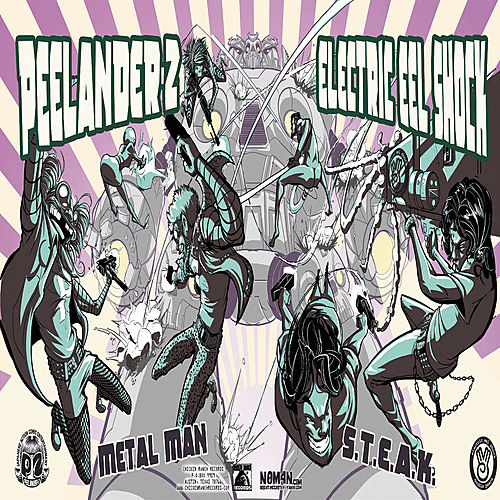 Metal Man/S.T.E.A.K. by Various Artists