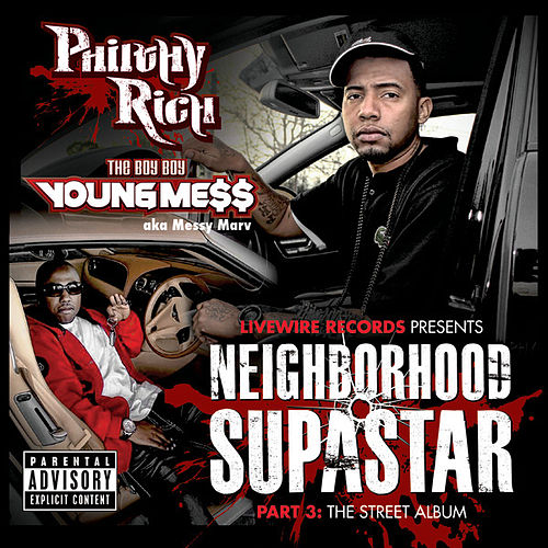 Play & Download Neighborhood Supastar Part 3 (Explicit) by Messy Marv | Napster