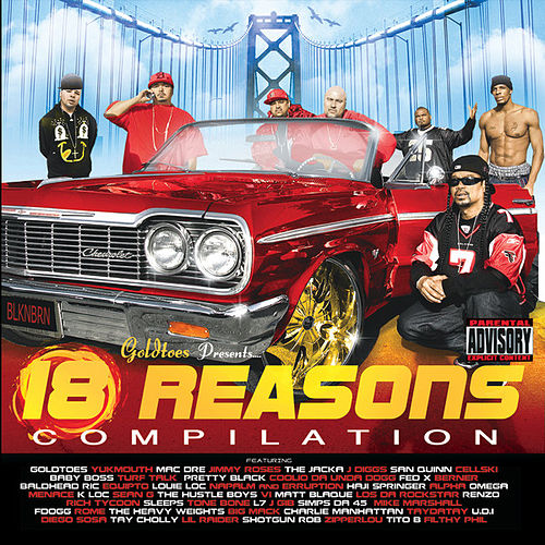18 Reasons (Disc 1) by Various Artists