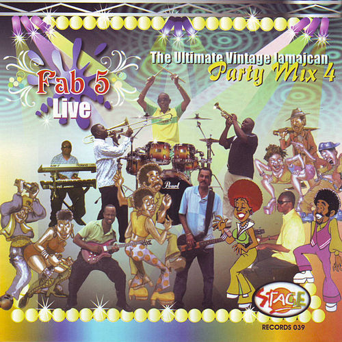 Play & Download Fab 5 Live - Party Mix Vol. 4 by Fab 5 | Napster