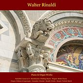 Play & Download Pachelbel: Canon in D - Mendelssohn: Wedding March - Wagner: Bridal Chorus - Chopin: Waltzes & Impromptu - Granados: Oriental - Rinaldi: Works - Mozart: Turkish March by Walter Rinaldi | Napster