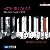 Play & Download Lourié: Piano Pieces by Benedikt Koehlen | Napster