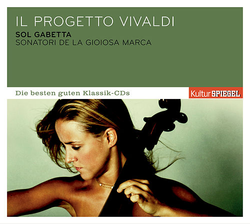 Il Progetto Vivaldi von Sol Gabetta
