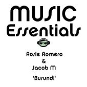 Play & Download Burundi by Rosie Romero | Napster