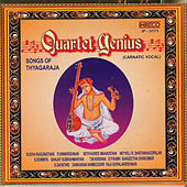 Quartet Genius - Songs Of Thyagaraja by Various Artists