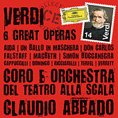 Play & Download Verdi: 6 Great Operas by Various Artists | Napster
