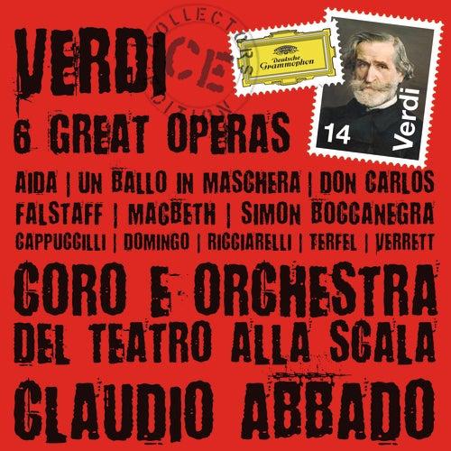 Verdi: 6 Great Operas by Various Artists