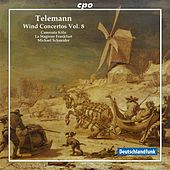 Telemann: Wind Concertos, Vol. 8 by Various Artists