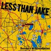 Borders & Boundaries von Less Than Jake