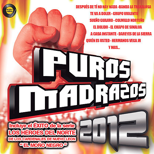 Play & Download Puros Madrazos 2012 by Various Artists | Napster