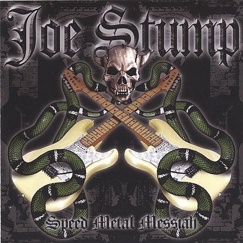 Speed Metal Messiah by Joe Stump
