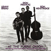 Play & Download At The Purple Onion by Lenny Breau | Napster