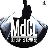 Get Started Remix - EP by Mark de Clive-Lowe