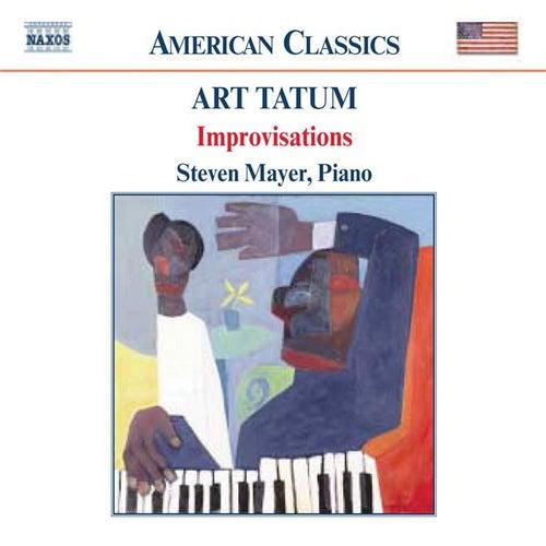 Play & Download Art Tatum: Improvisations by Art Tatum | Napster
