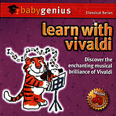 Play & Download Learn With Vivaldi by Baby Genius | Napster