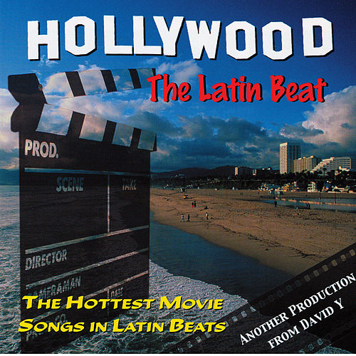 Hollywood The Latin Beat English by David & The High Spirit