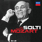 Solti - Mozart - The Operas by Various Artists