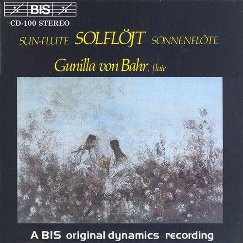 Play & Download Debussy / Mozart / Grieg / Bach: Sun-Flute by Gunilla von Bahr (flute) | Napster