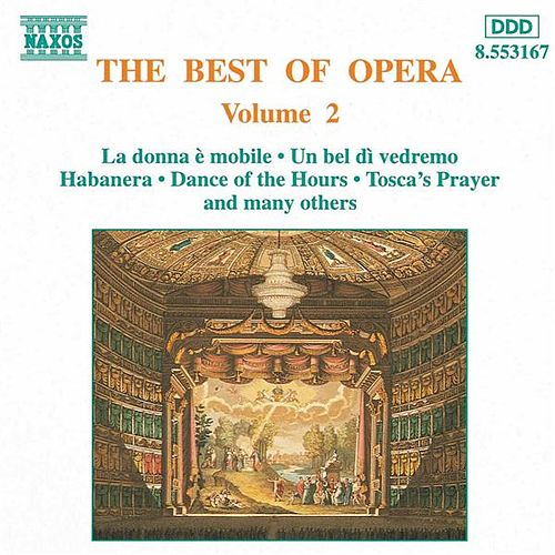 Best Of Opera, Vol. 2 by Various Artists