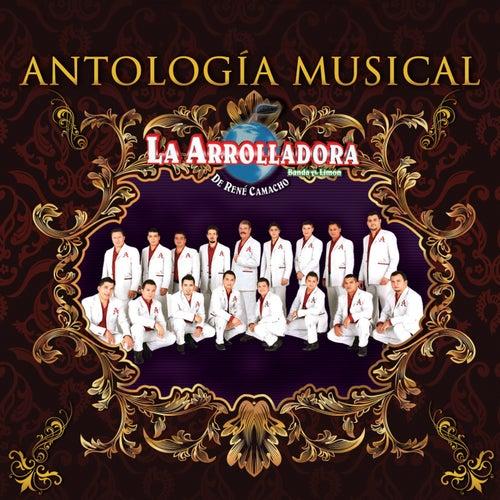Antología Musical by La Arrolladora Banda El Limon