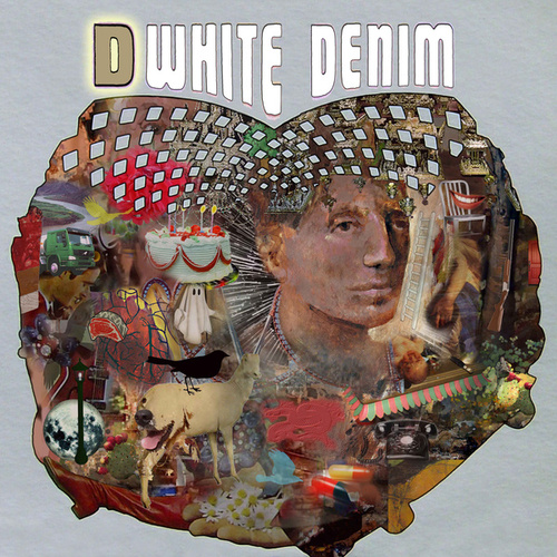 Play & Download D by White Denim | Napster