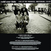 Play & Download The Paradiso Sessions by Cold War Kids | Napster